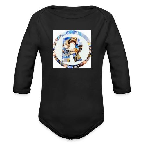 RazeDT design - Vauvan pitkähihainen luomu-body