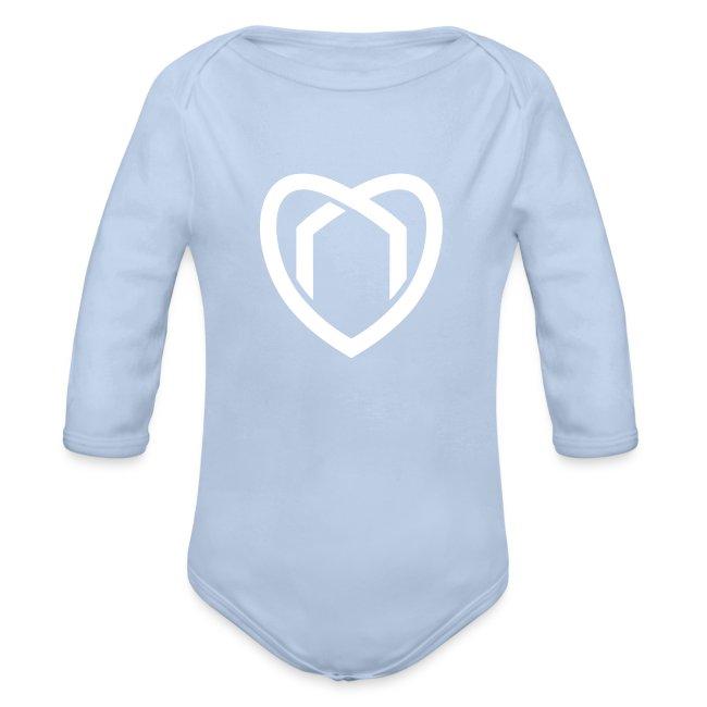 Blaue Haus Logo Herz