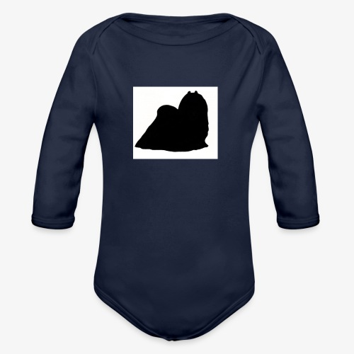 Maltese - Organic Longsleeve Baby Bodysuit