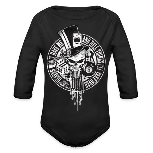 Kabes Heaven & Hell T-Shirt - Organic Longsleeve Baby Bodysuit