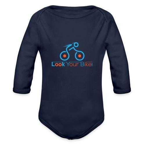 lookyourbike - Organic Longsleeve Baby Bodysuit