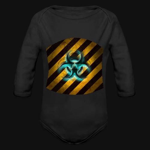 Biohazard v1 - Baby Bio-Langarm-Body