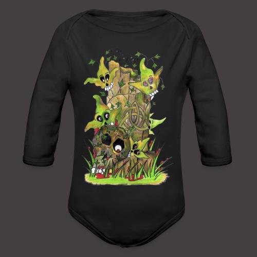 Ivy Death - Body Bébé bio manches longues
