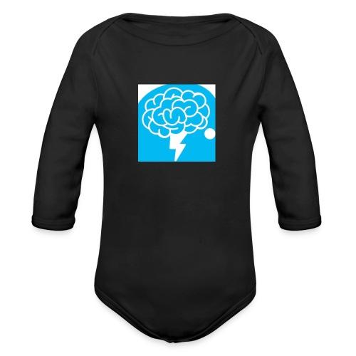 Authentic Mental Health - Organic Longsleeve Baby Bodysuit