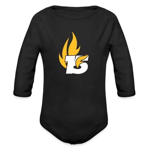 Logo 2015 - Baby Bio-Langarm-Body