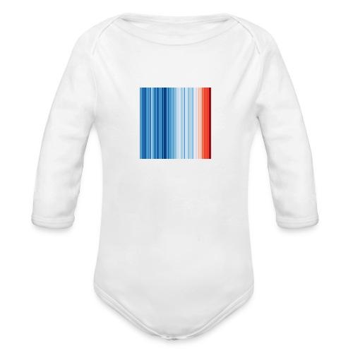 Show Your Stripes - Baby Bio-Langarm-Body