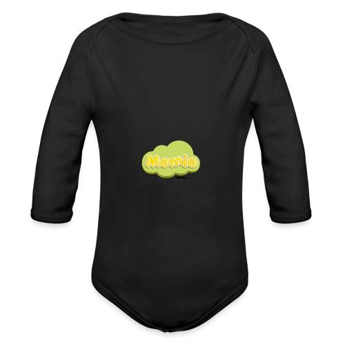 Momio-Logo - Baby Bio-Langarm-Body