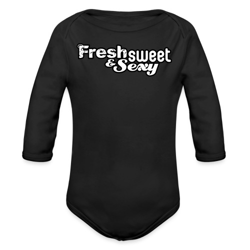 v2 guy csp logo 1 - Organic Longsleeve Baby Bodysuit
