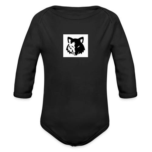 fusionix - Organic Longsleeve Baby Bodysuit