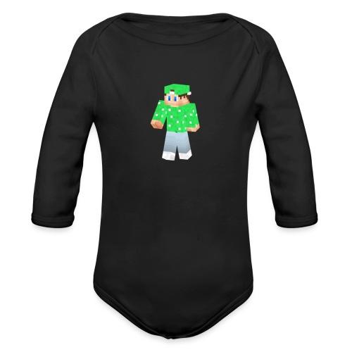 OfficialJusden-Owner - Baby Bio-Langarm-Body