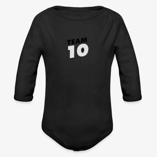 tee - Organic Longsleeve Baby Bodysuit