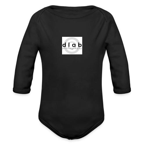 1_logo_dlab_2015 - Body ecologico per neonato a manica lunga