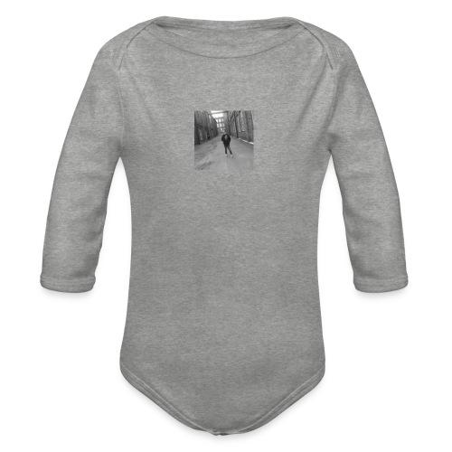 Tami Taskinen - Vauvan pitkähihainen luomu-body
