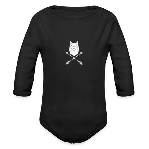 Rev/Fox - Økologisk langermet baby-body
