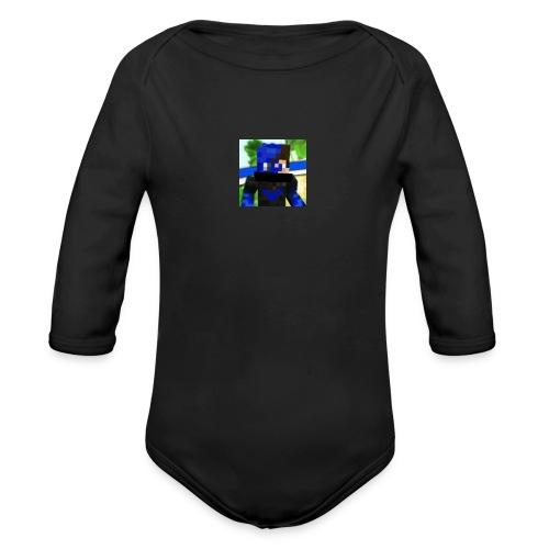 gamerbryan - Organic Longsleeve Baby Bodysuit