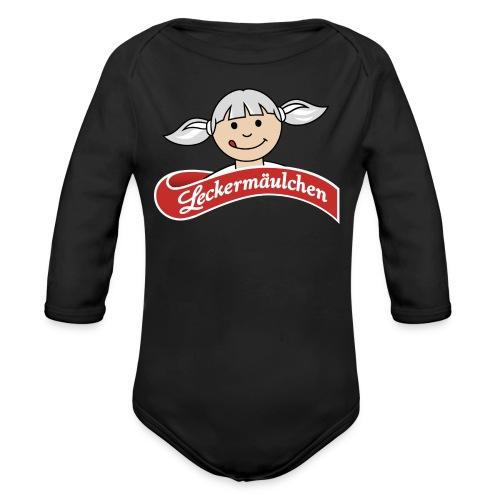 frischli Logo Leckerma êulchen rgb png - Baby Bio-Langarm-Body