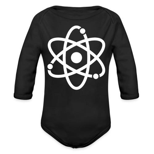 Atommodell - Baby Bio-Langarm-Body