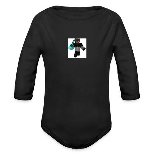 ramera - Body orgánico de manga larga para bebé