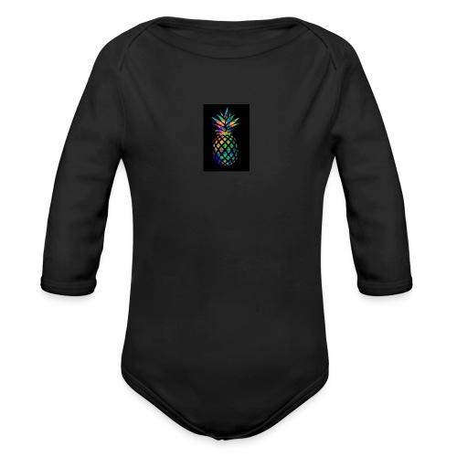 Nigga - Body orgánico de manga larga para bebé