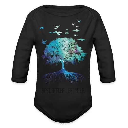 Men's shirt Next Nature Light - Organic Longsleeve Baby Bodysuit