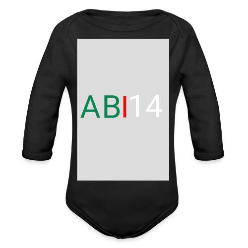 ABI14 - Body Bébé bio manches longues