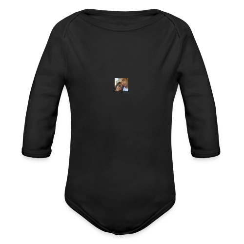 photo 1 - Organic Longsleeve Baby Bodysuit