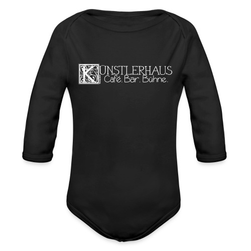 Kuenstlerhaus_Vektor1 - Baby Bio-Langarm-Body