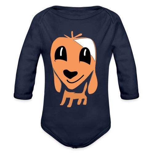 Hundefreund - Organic Longsleeve Baby Bodysuit