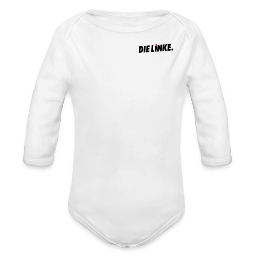 Schriftzug_original - Baby Bio-Langarm-Body