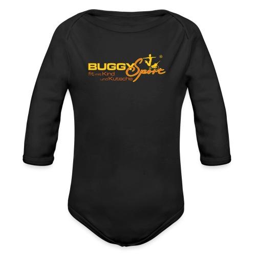 20130920 Logo mit R png - Baby Bio-Langarm-Body