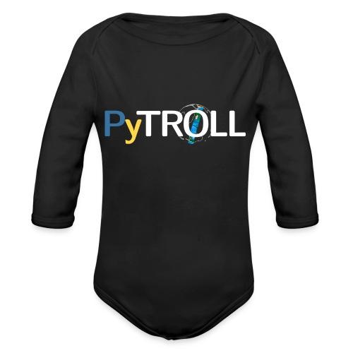pytröll - Organic Longsleeve Baby Bodysuit