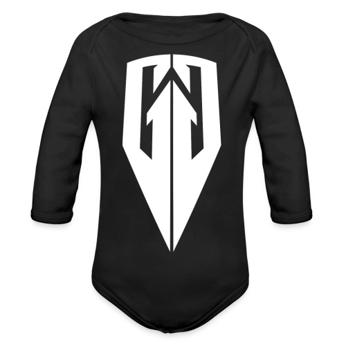 Kingdom Customs Shop Tee Womens - Organic Longsleeve Baby Bodysuit