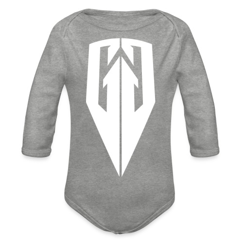Kingdom Customs Shop Tee Womens - Organic Longsleeve Baby Bodysuit