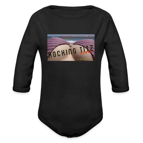 Rocking Titz - Baby Bio-Langarm-Body