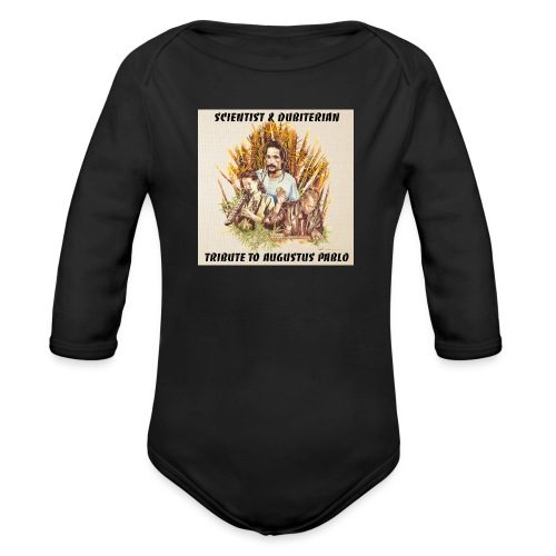 Scientist Dubiterian - Organic Longsleeve Baby Bodysuit