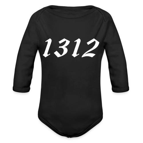 Sweatshirt - Baby Bio-Langarm-Body