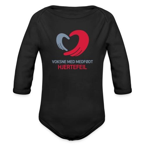 VMH__spreadshirt - Økologisk langermet baby-body