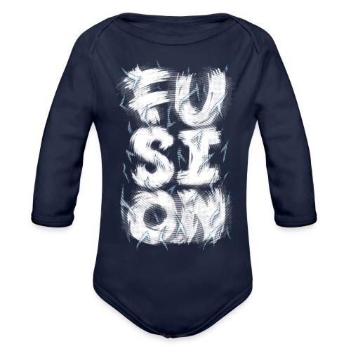 Fusion - Organic Longsleeve Baby Bodysuit