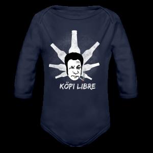 Jorge Edition - Baby Bio-Langarm-Body