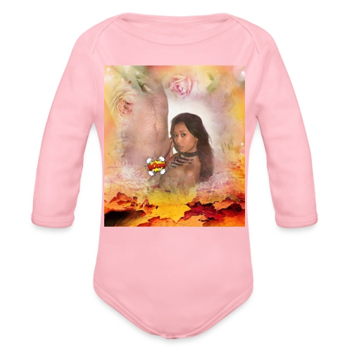 Herbstsinfonie - Baby Bio-Langarm-Body