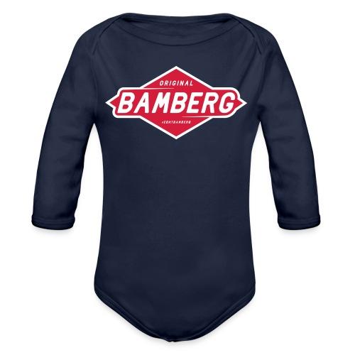 Original Bamberg - Baby Bio-Langarm-Body