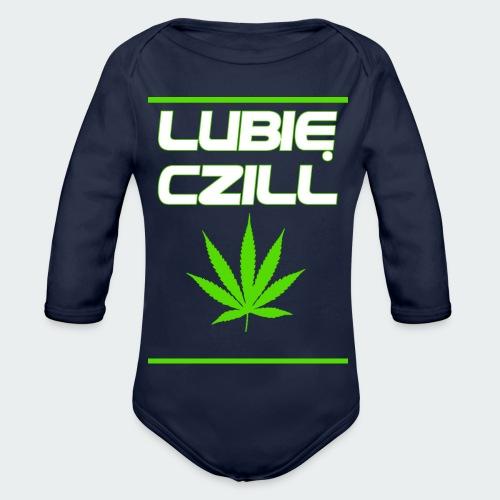 Męska Koszulka Premium Czill - Ekologiczne body niemowlęce z długim rękawem