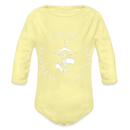 IKAPAITA - Vauvan pitkähihainen luomu-body