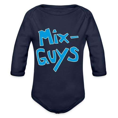 MixGuys - Økologisk langermet baby-body