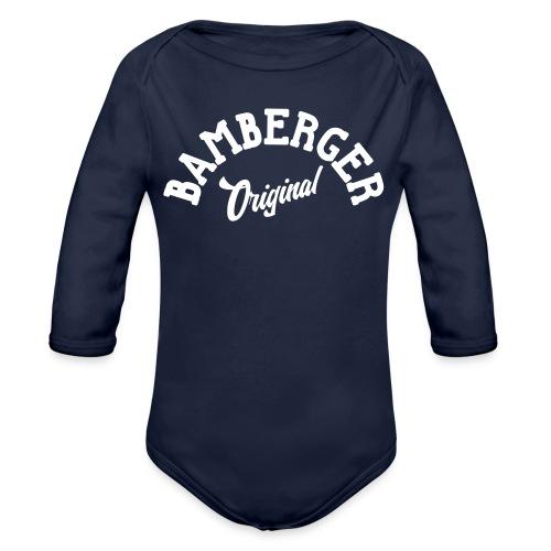 Bamberger Original - Baby Bio-Langarm-Body