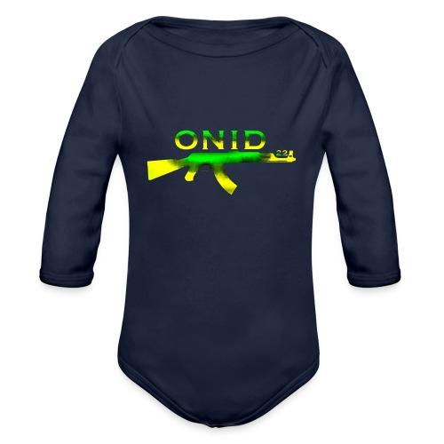 ONID-22 - Body ecologico per neonato a manica lunga