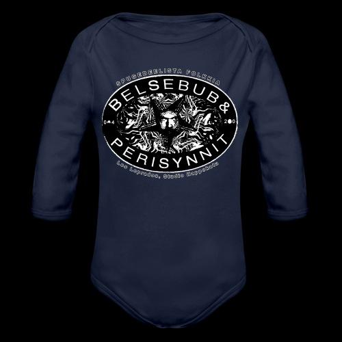 Belsebub&Perisynnit - Vauvan pitkähihainen luomu-body