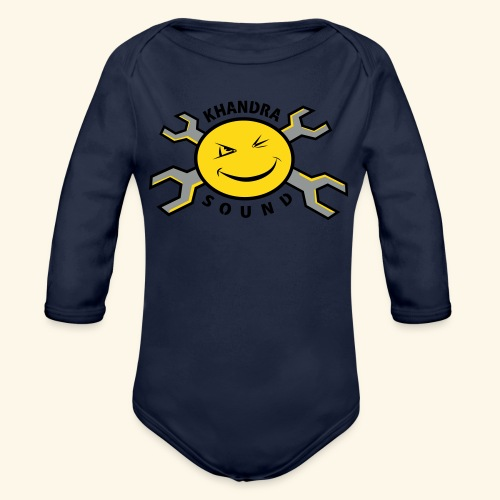 Khandra Sound Extra Long Hoodie/Dress for Woman 4 - Organic Longsleeve Baby Bodysuit