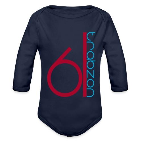 61 Trabzon - Baby Bio-Langarm-Body