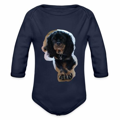 Ben Merchandise - Organic Longsleeve Baby Bodysuit